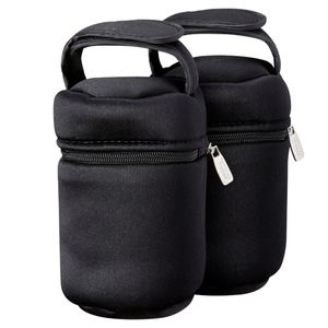Tommee Tippee Insulated Bottle Bags 2-Ct